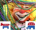 Super Fat Tuesday –bring in the clowns