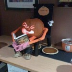 How Pumpkin Pies Are made email