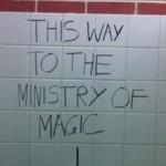 Harry Potter Graffiti
