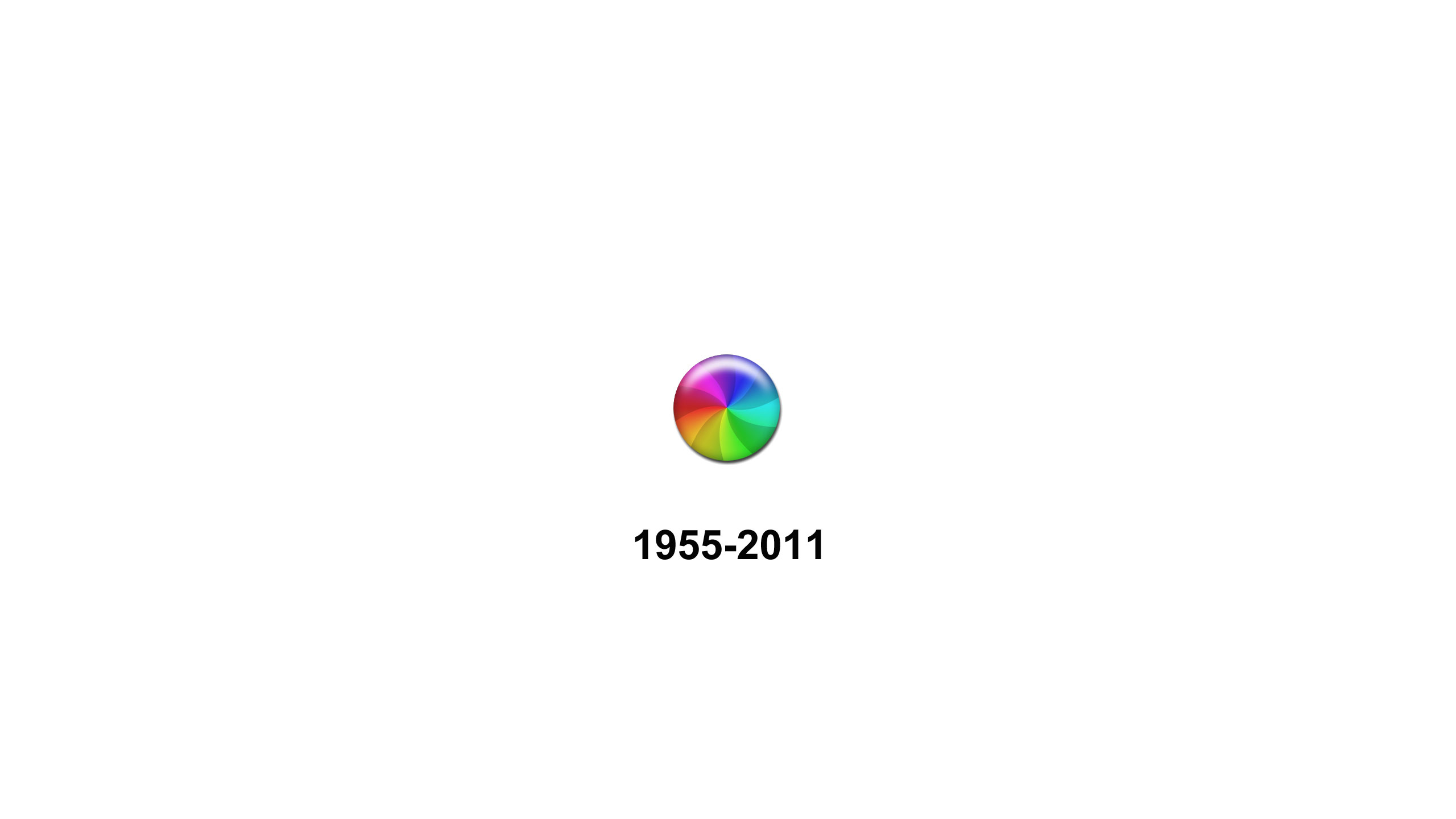 RIP Steve Jobs, and thank you